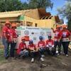 Roof Raiser 2018 Women Build Team