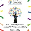 2018 SNAC Community Inclusion Awards VIP Announcement Party