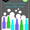 Beer and Cider Tasting