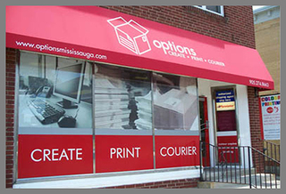 Options Mississauga Print and Office Services