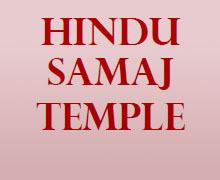 Hindu Samaj Temple