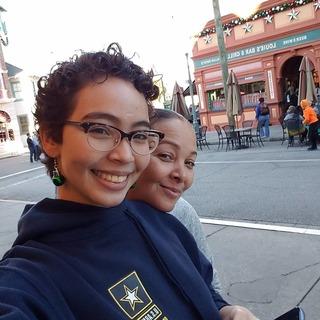 Jaylynn Rodriguez & Nitza Rivera