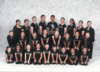 Dance Arts Academy Billie Gadberry