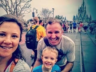 Paul, Tasha & Austen Estey