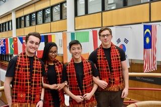 "Team Haskayne ""DEBATE"" (Okwuchi, Hayden, Aleck, Calvin"