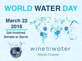 Atlanta World Water Day Event