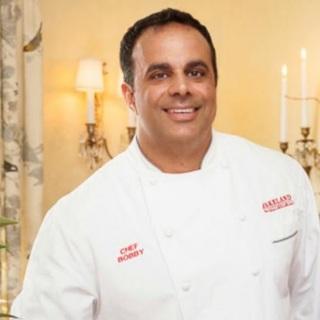 WARRIOR Chef Bobby Nahra