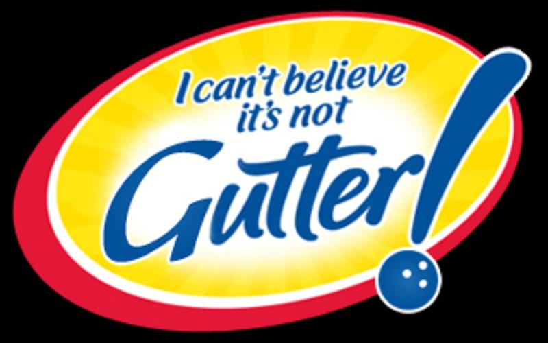 I can't believe it's not Gutter!