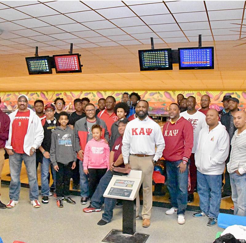 Kappa Alpha Psi - Louisville Alumni Chapter