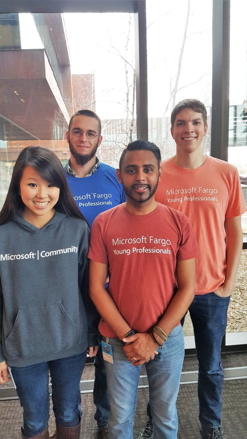 Microsoft Young Professionals