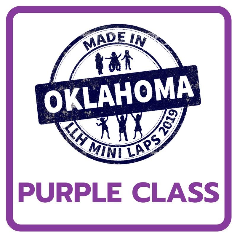 Purple Class - Mini-Laps 2019