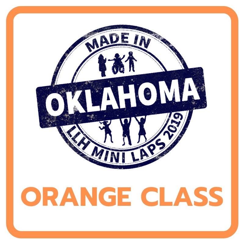 Orange Class - Mini-Laps 2019