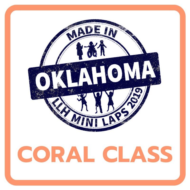 Coral Class - Mini-Laps 2019