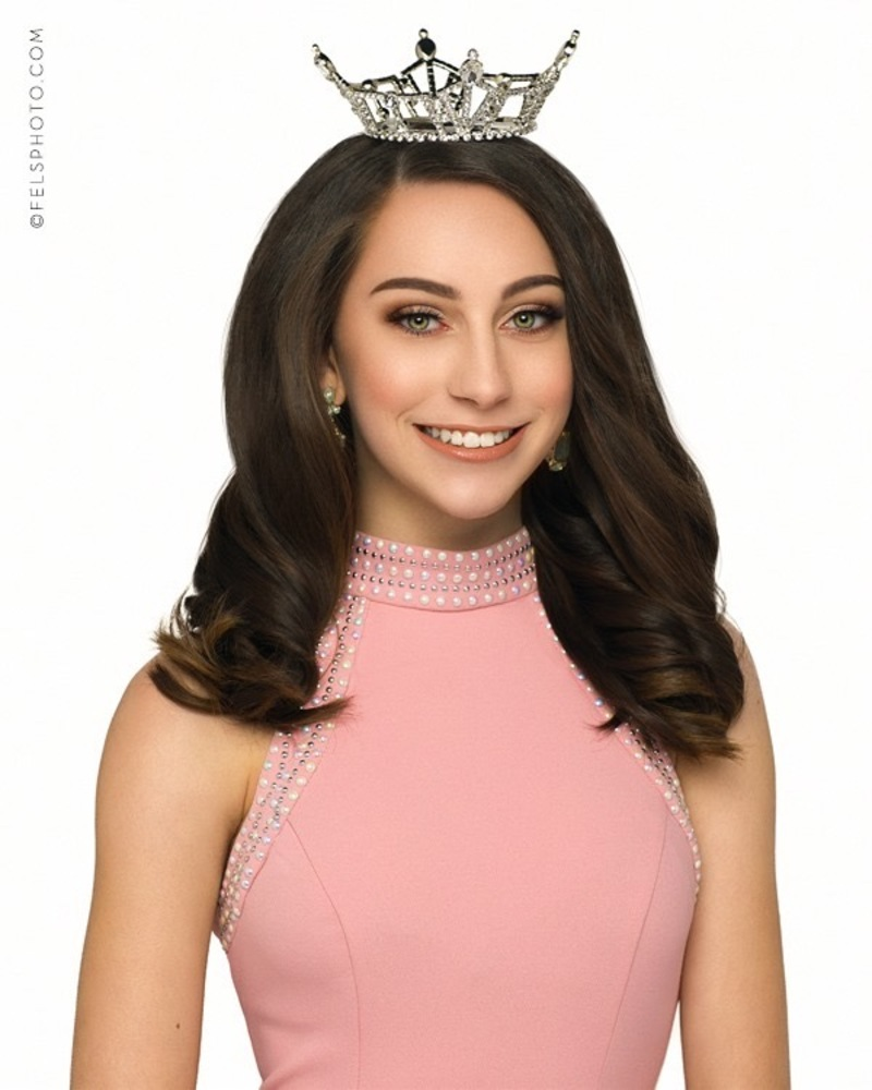 Stop Starvation: Miss Burlington's Outstanding Teen 2019