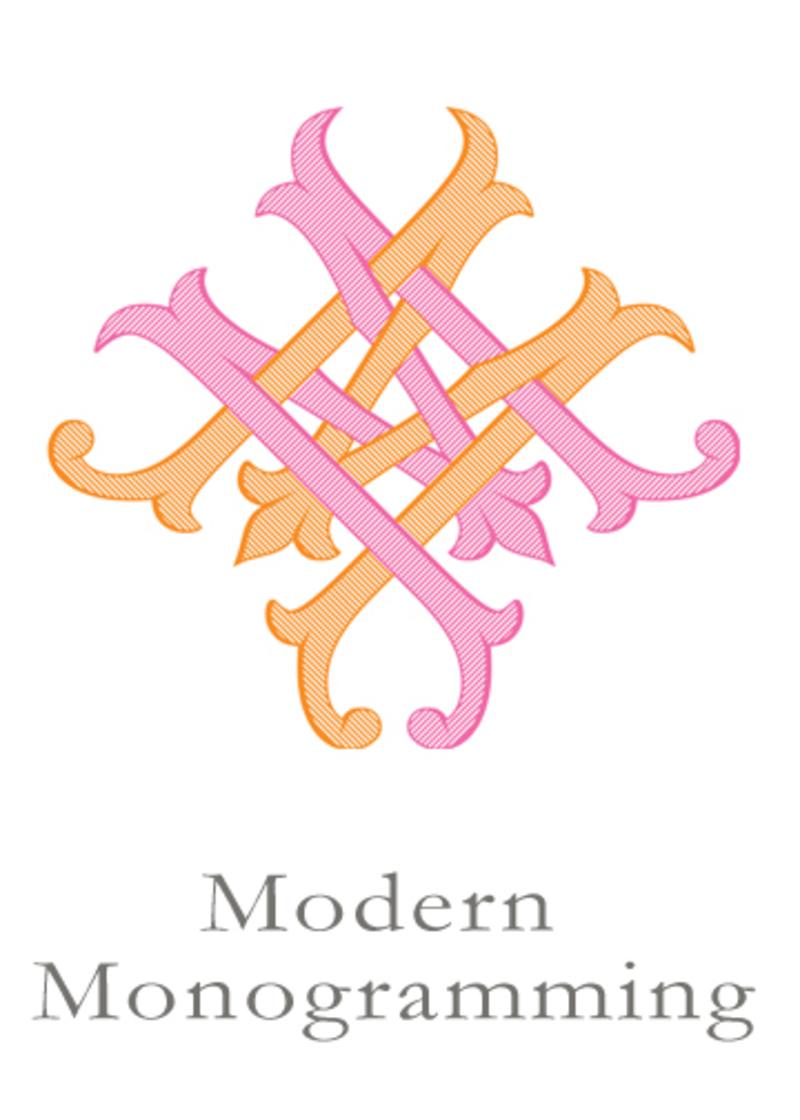 Modern Monogramming