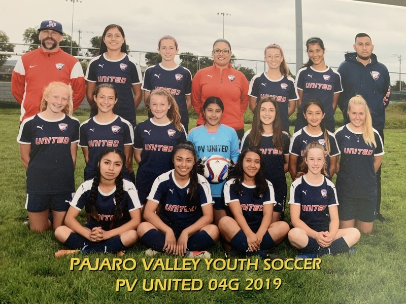 PV United 2004 Girls