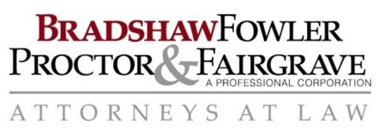 Bradshaw, Fowler, Proctor & Fairgrave, P.C.