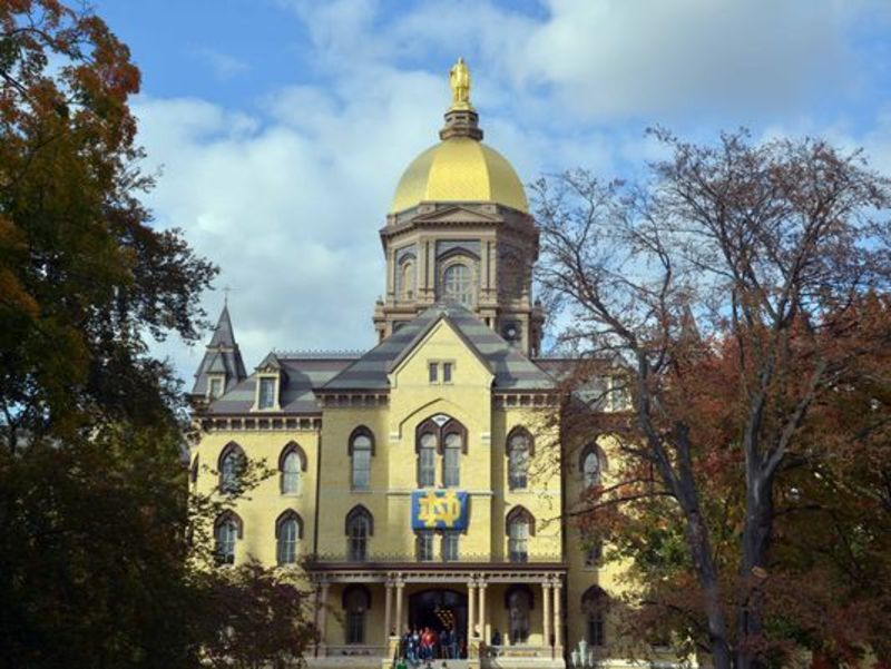 Notre Dame Administration