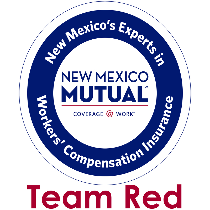 New Mexico Mutual Team Red