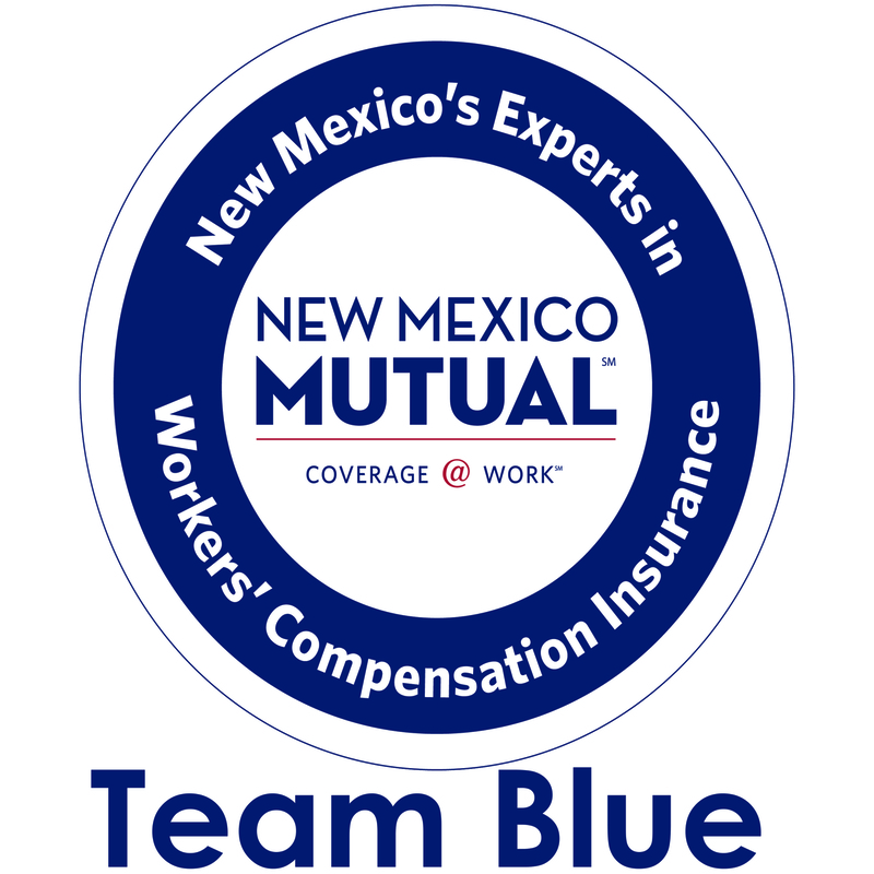 New Mexico Mutual Team Blue