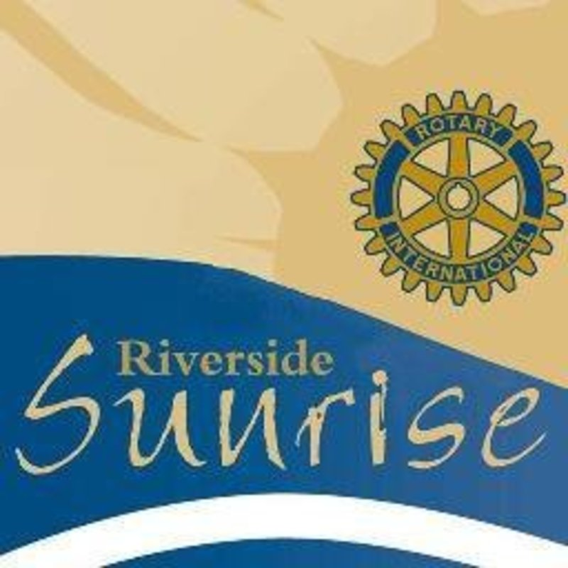The Mighty Riverside Sunrise Rotary