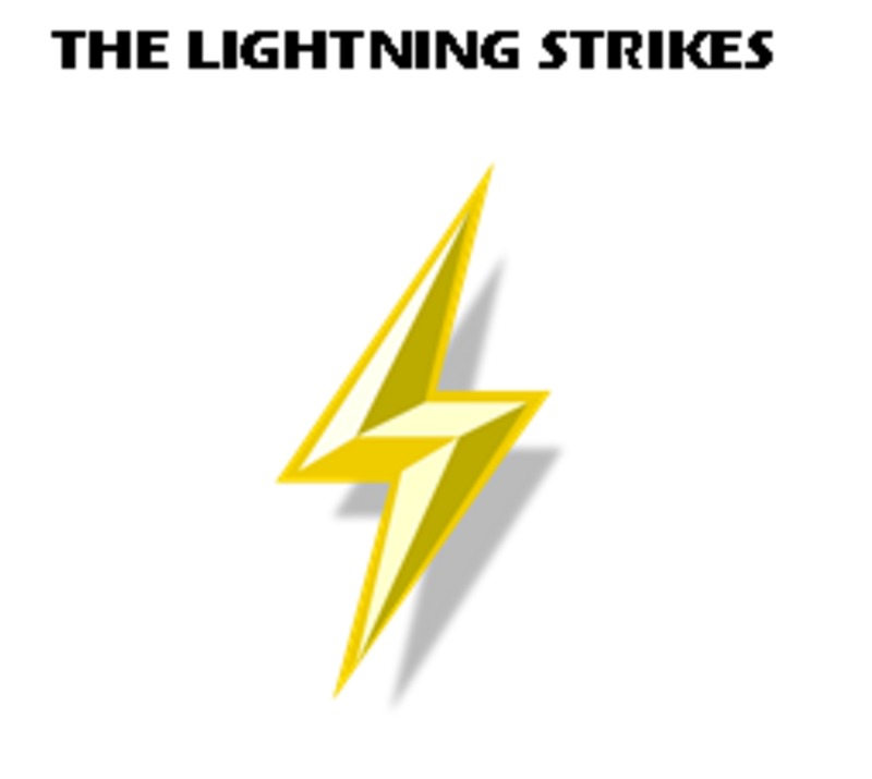 The Lightning Strikes