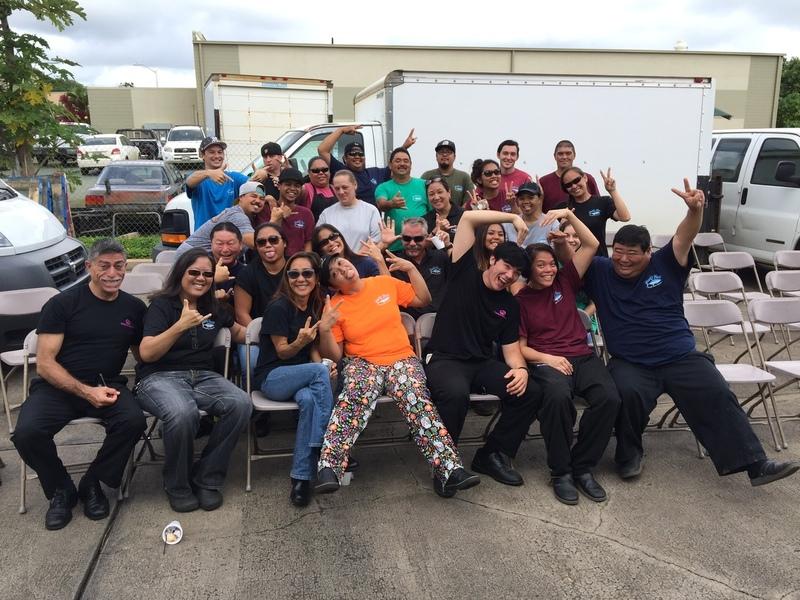 Mark's Motley Crew