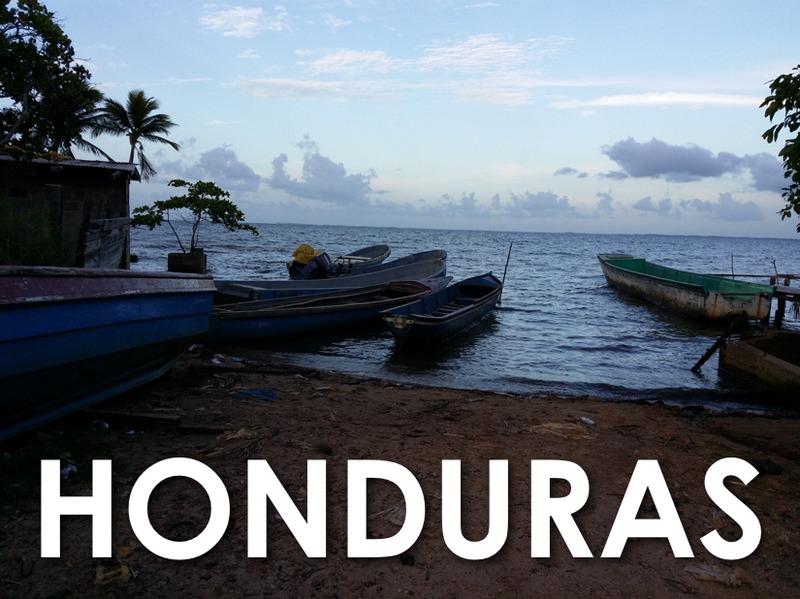May 8-17, 2016 // HONDURAS // ASU