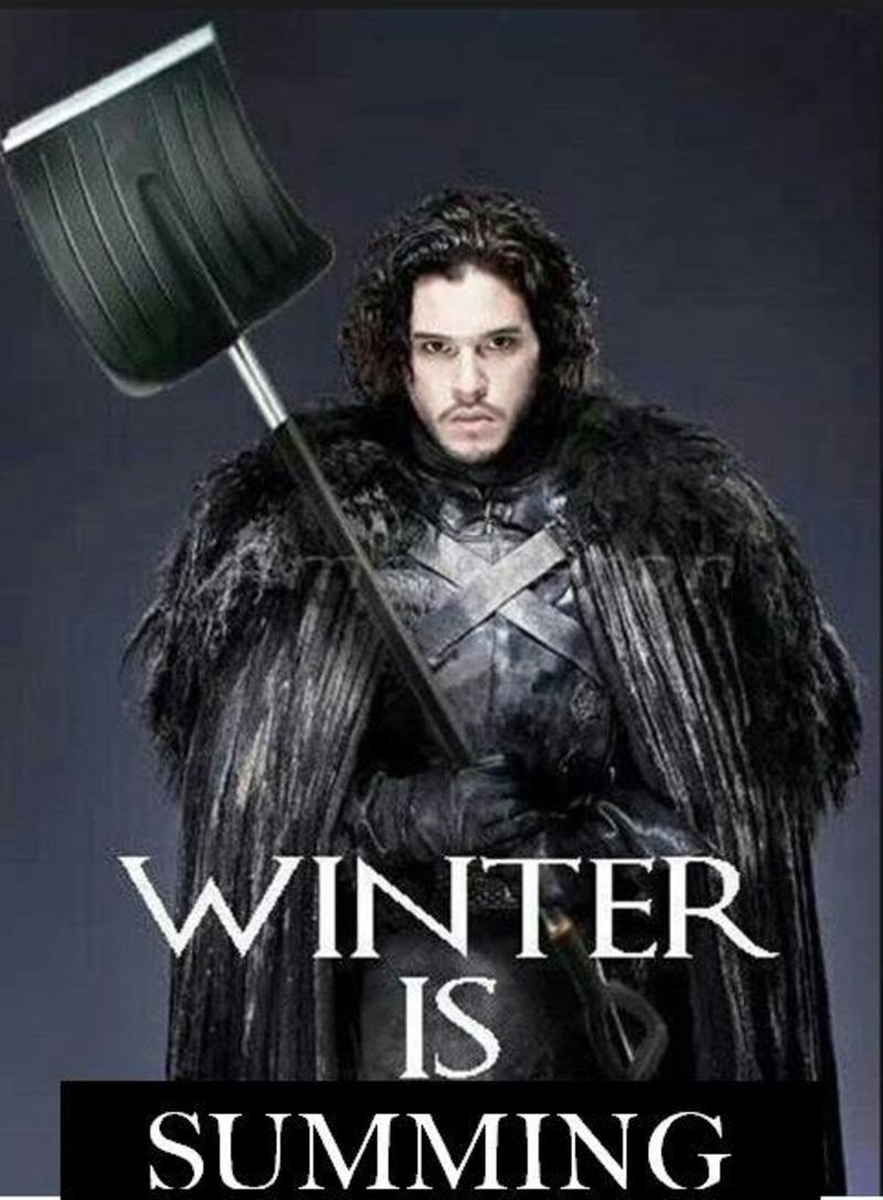 Winter is Summing