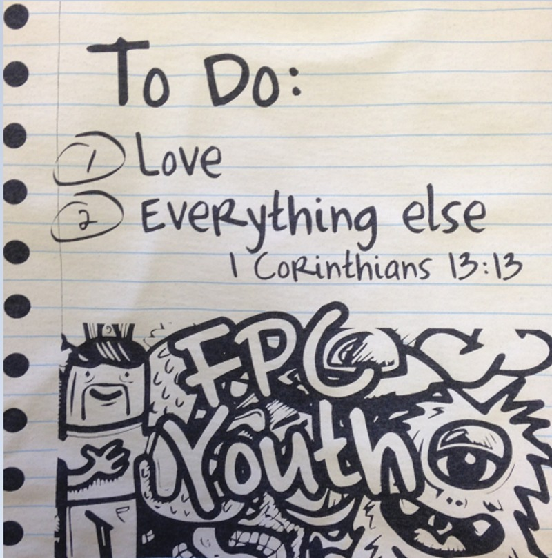 First Presbyterian Youth Group