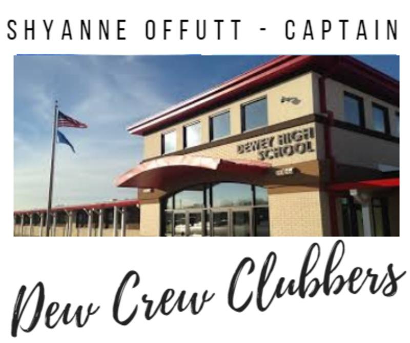 Dew Crew Clubbers