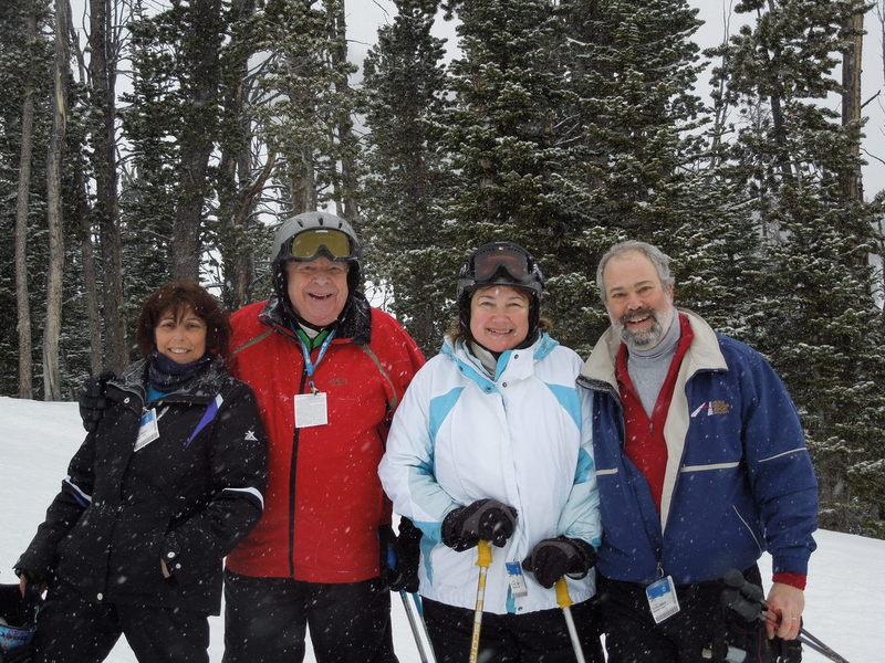 Nose Burrow Ski Team SuperHero Bowling Team