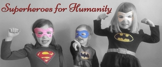 Superheroes for Humanity