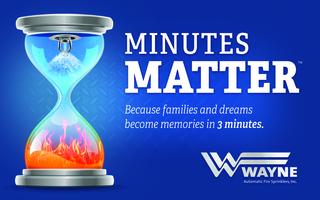 Wayne Automatic Fire Sprinkler