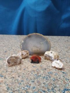 THE GEODES