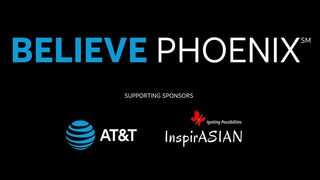 AT&T InspirASIAN BELIEVE Phoenix