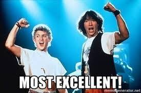 Bill and Ted's excellent bowling adventure!