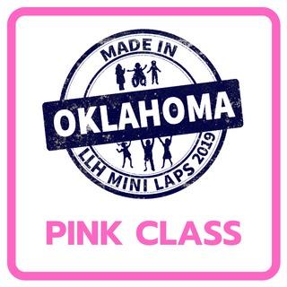 Pink Class - Mini-Laps 2019