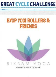 BYGP Yogi Rollers