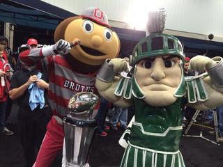 Brutus & Sparty