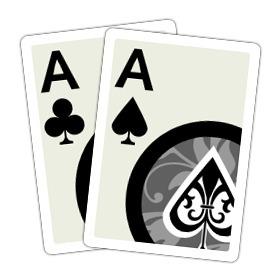 Splittin' Aces