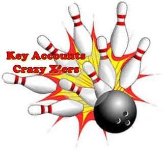 Key Account Crazy X'ers