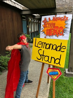 Andrew's 3rd Annual Lemonade Stand