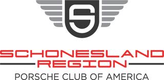 Schonesland Region, Porsche Club of America