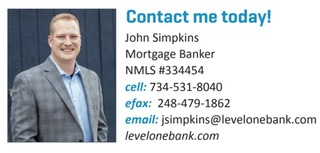 John Simpkins - Level One Bank