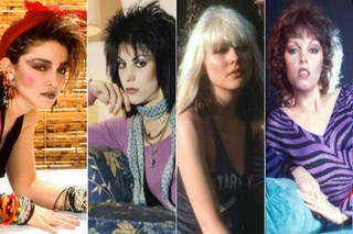 80's Ladies ROCK & BOWL!