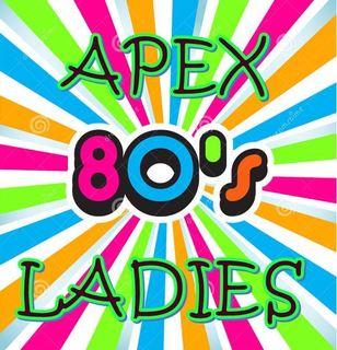 Apex 80's Ladies