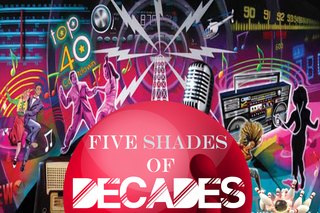 Five Shades of Decades