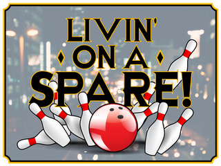 Livin' On A Spare