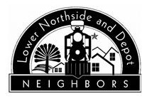Lower Northside and Depot Neighbors